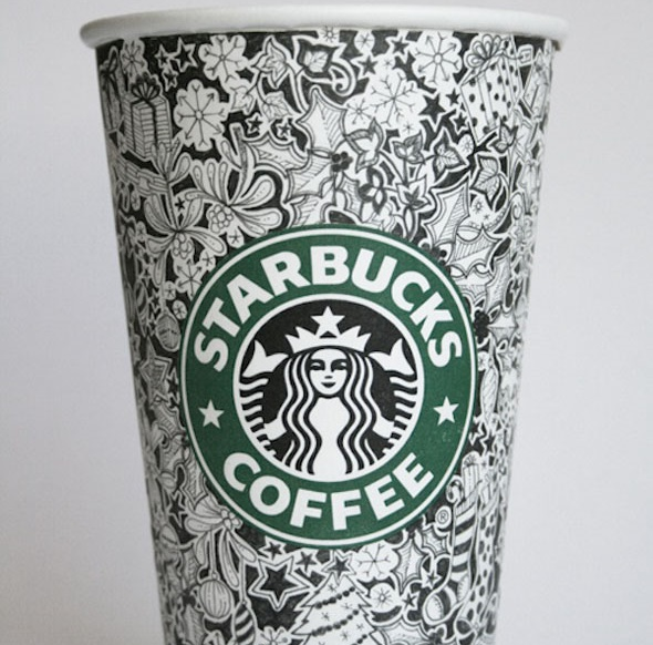 Coffee cup dispenser