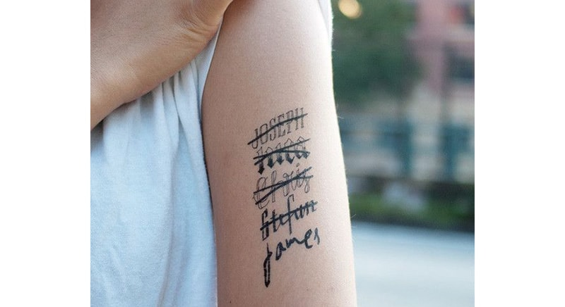 30 Incredible Ideas to Cover-up Name Tattoos of your Ex 14