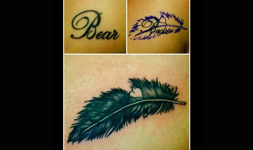 30 Incredible Ideas To Cover Up Name Tattoos Of Your Ex Upsmash
