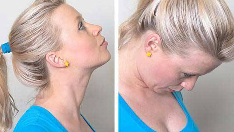 Best Exercises to Reduce a Double Chin 6