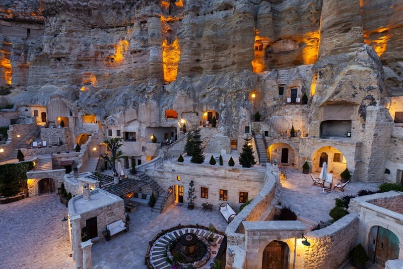 Top 10 Secret Under Ground Cities of the World 6