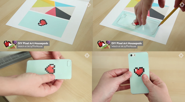Unique DIY Ideas to Customise Your Own Phone Case 14
