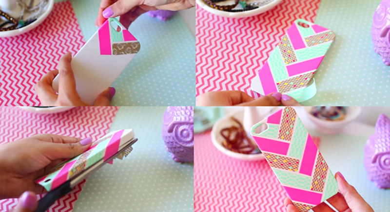 Unique DIY Ideas to Customise Your Own Phone Case 11