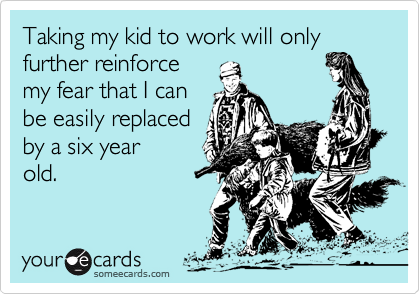 Why You Should Bring Your Kids to Work At least Once in a Year 4