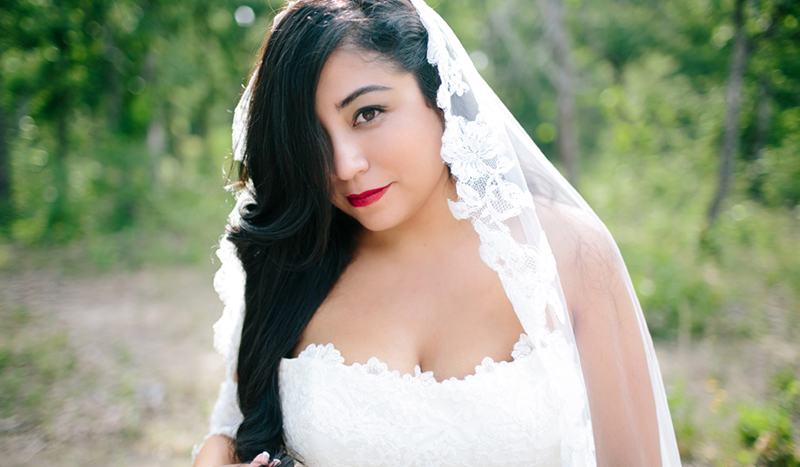 Wedding Hairstyles for Long Hair Down 2