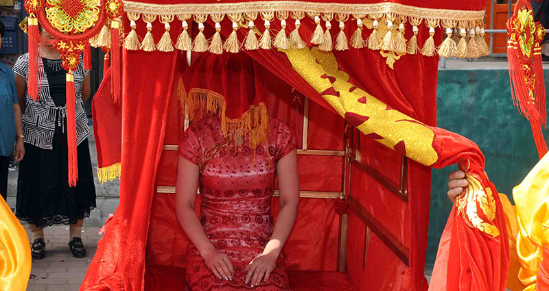 Traditional Wedding Ceremonies According to Different Cultures 13