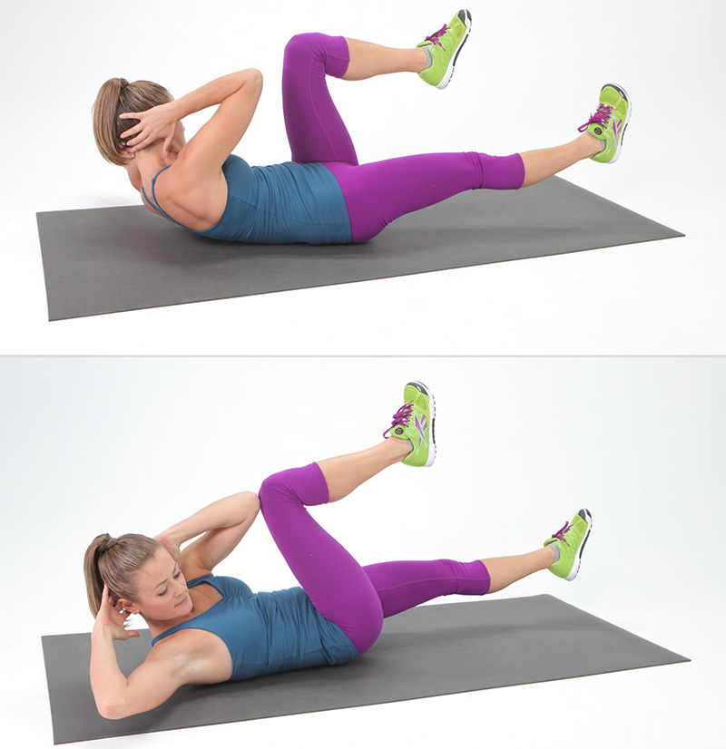Top 10 Perfect Ab Workouts for Moms 2