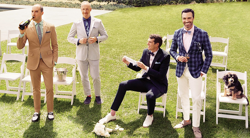 Perfect Guide About What to Wear to a Wedding –Men's Edition 2