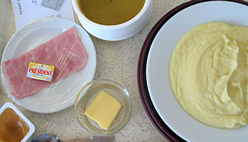 Hospital Food Menus Served Around the Globe 7