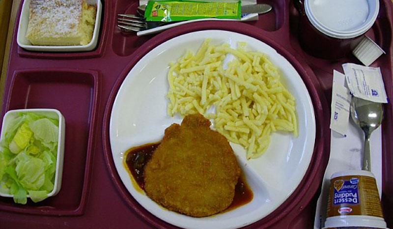 Hospital Food Menus Served Around the Globe 6