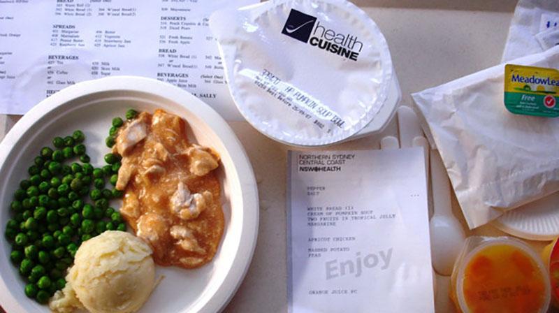 Hospital Food Menus Served Around the Globe 4