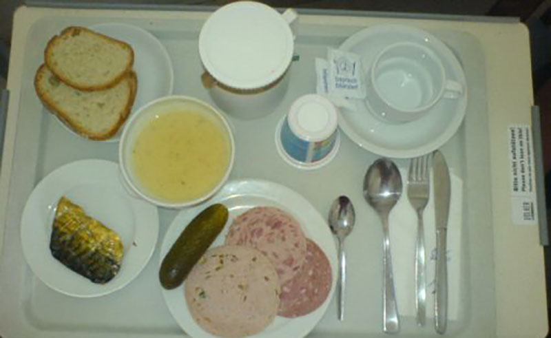 Hospital Food Menus Served Around the Globe 5