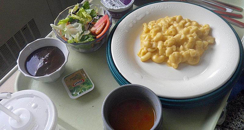 Hospital Food Menus Served Around the Globe 12