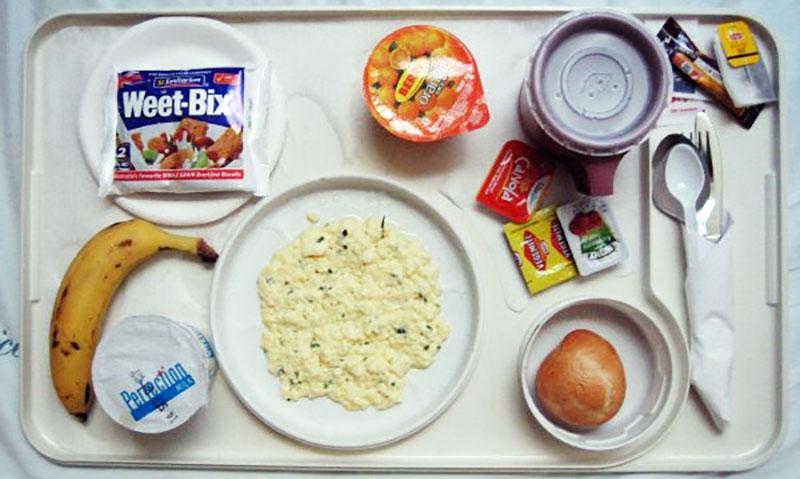 Hospital Food Menus Served Around the Globe 3