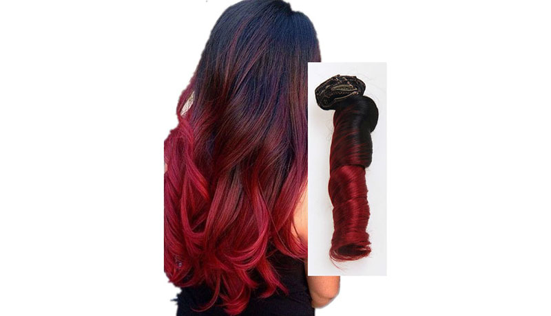 Awesome DIY Hair Chalk Ideas for Stunning Look 8