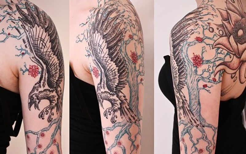 5 Amazing Tattoo Sleeve Ideas For Women 5