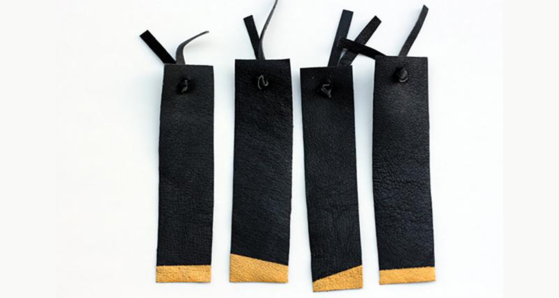 25 Surprisingly Easy DIY Leather Craft Ideas 14