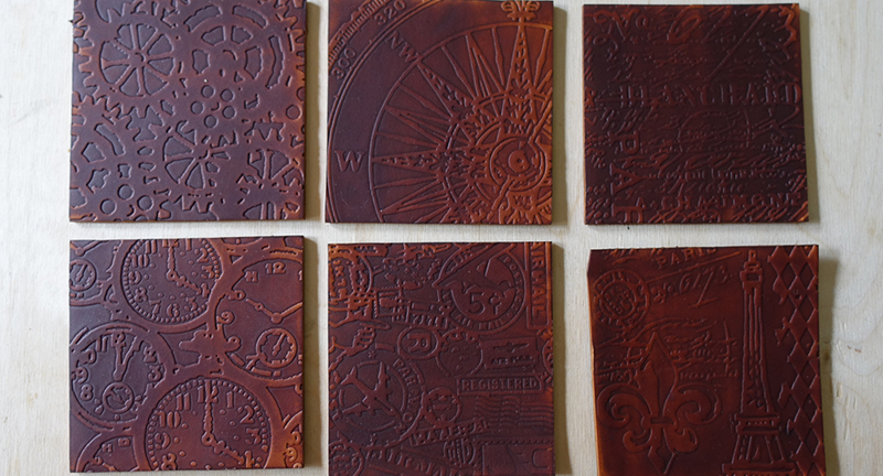 25 Surprisingly Easy DIY Leather Craft Ideas 18
