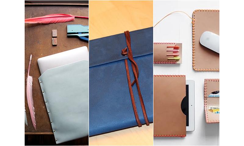25 Surprisingly Easy DIY Leather Craft Ideas 23