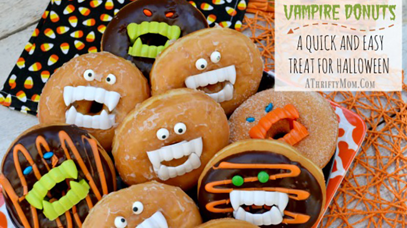 25 Easy Halloween Food Ideas for a Freaky-Halloween, this October 4