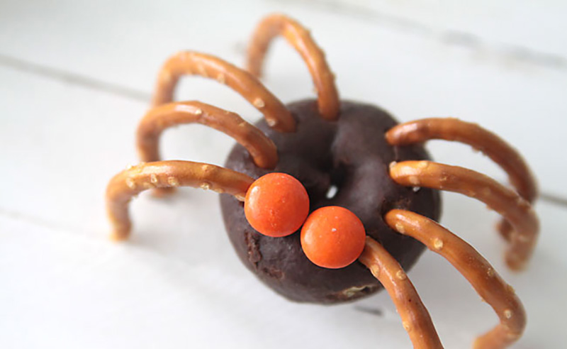 25 Easy Halloween Food Ideas for a Freaky-Halloween, this October 11