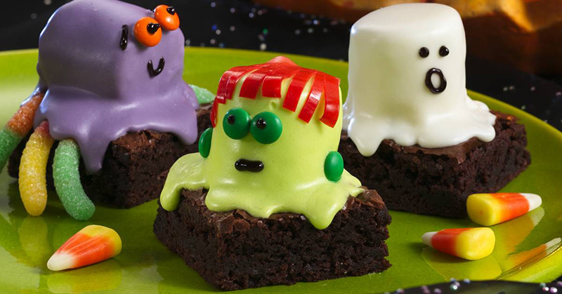 25 Easy Halloween Food Ideas for a Freaky-Halloween, this October 14