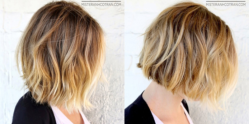 20 Short Ombre Hairstyles that Everyone should Try 4