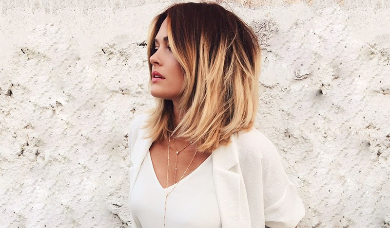 20 Short Ombre Hairstyles that Everyone should Try 2