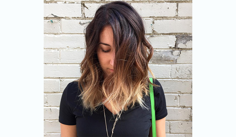 20 Short Ombre Hairstyles that Everyone should Try 12
