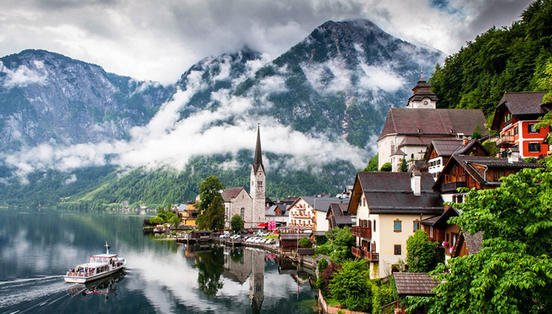 15 Unbelievable Modern Fairytale Village must see Once in your Life 6