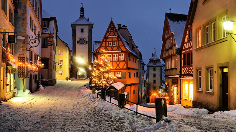 15 Unbelievable Modern Fairytale Village must see Once in your Life 10