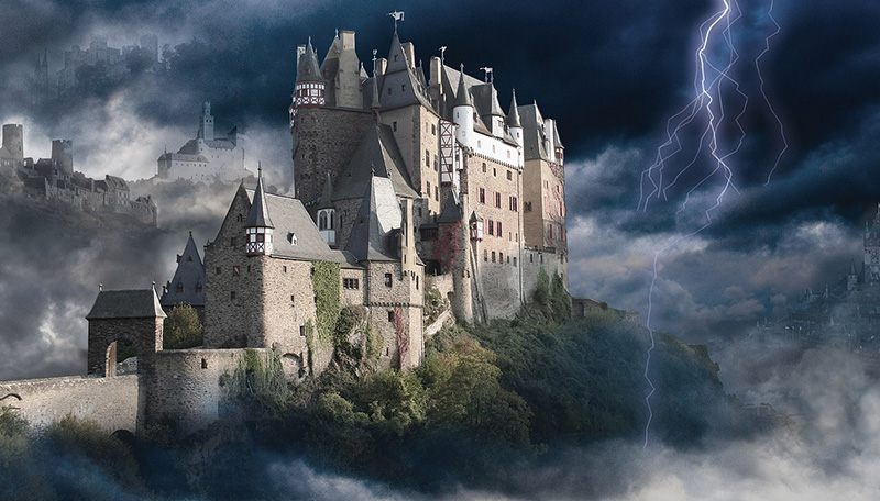 15 Unbelievable Modern Fairytale Village must see Once in your Life 90