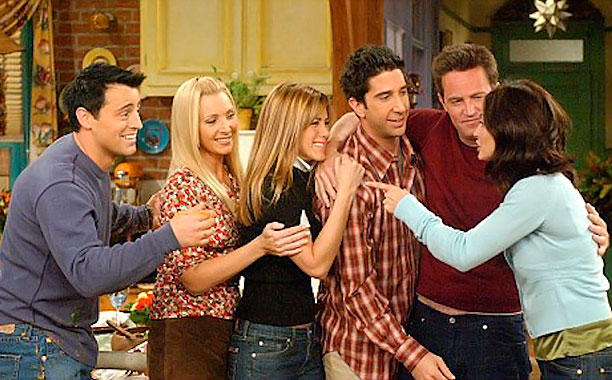 7 Things You Didn't Know About FRIENDS (TV SHOW) 6