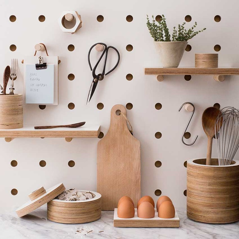 10 Superb ideas for organizing your kitchen 2