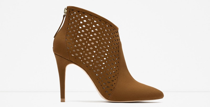 all-rounder ankle booties