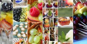 6 refreshingly fruity ideas to serve at summer parties!