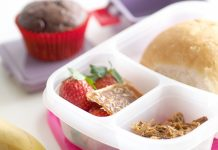 5 quick and easy Back-to-School lunchbox ideas!!