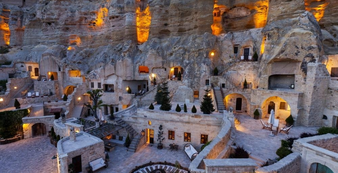 Top 10 Secret Under Ground Cities of the World