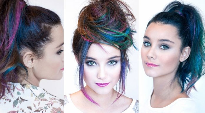 Awesome DIY Hair Chalk Ideas for Stunning Look