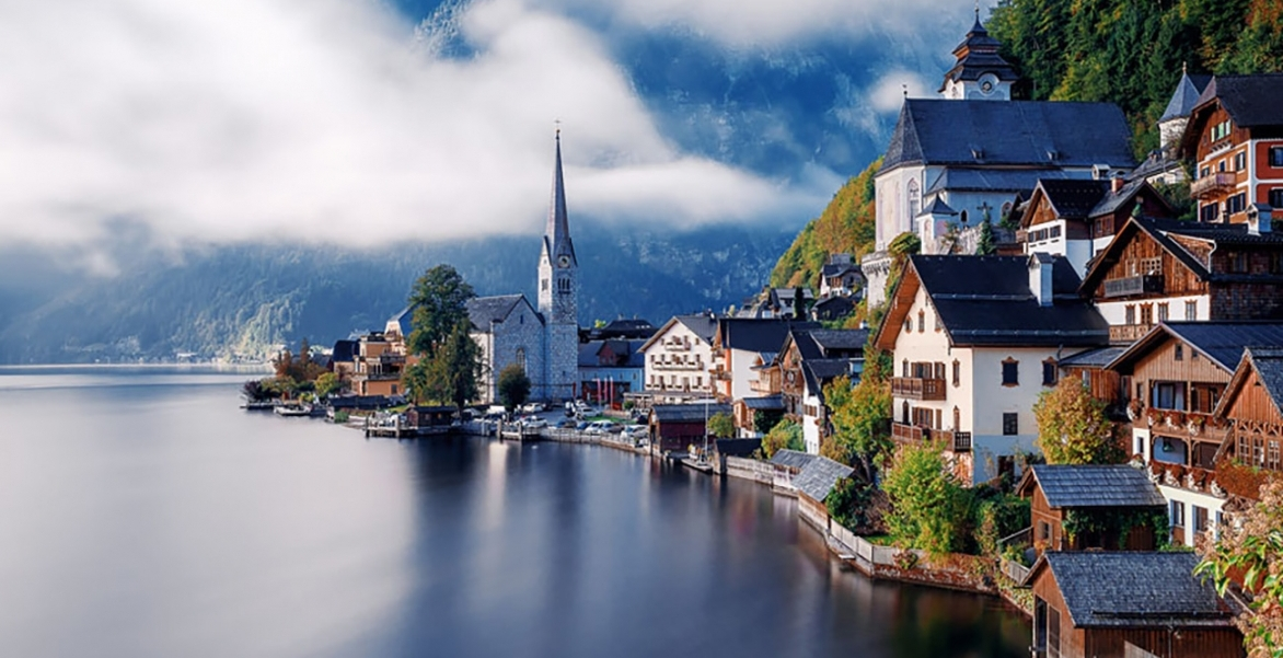 15 Unbelievable Modern Fairytale Village must see Once in your Life