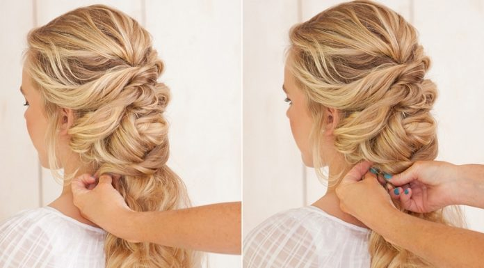 How to do french braids quickly