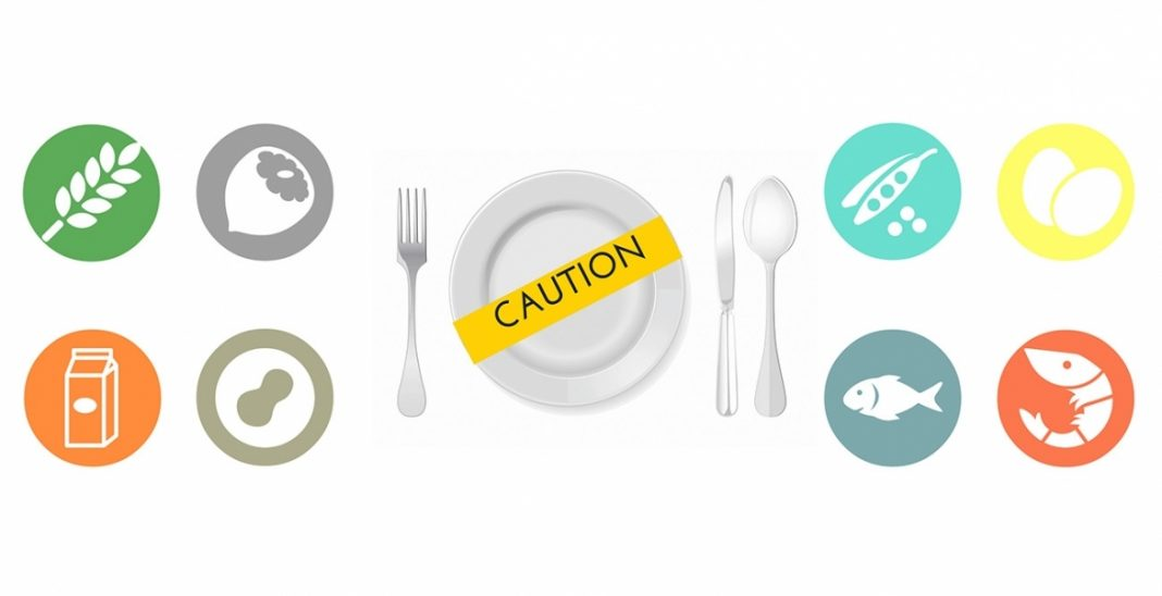The Major Reason to Visit Emergency Rooms: Top 10 Most Common Food Allergies