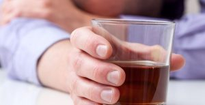 What does alcohol do to your liver especially body