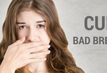 How to Cure Bad Breath –Permanently