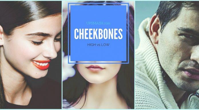 Sparring of High Cheekbones vs Low Cheekbones