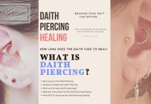 How to Reduce Pain during Daith Piercing Healing