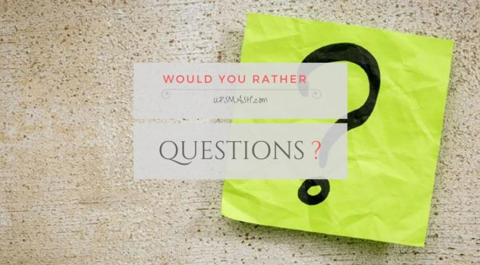 100 Most Uncommon Deep Would You Rather Questions