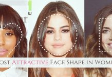 Most Attractive Face Shape in Women