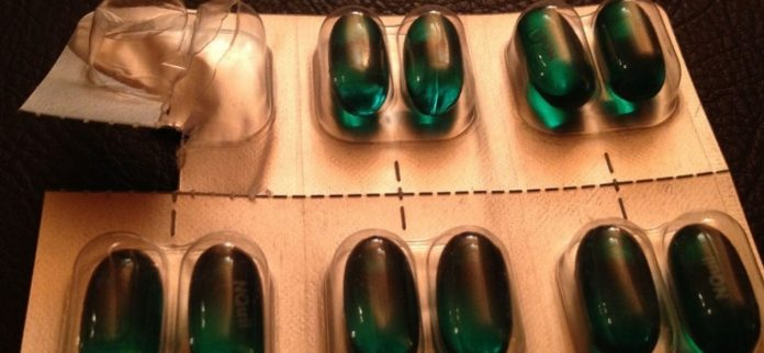 How to make Lean with Nyquil (being careful)