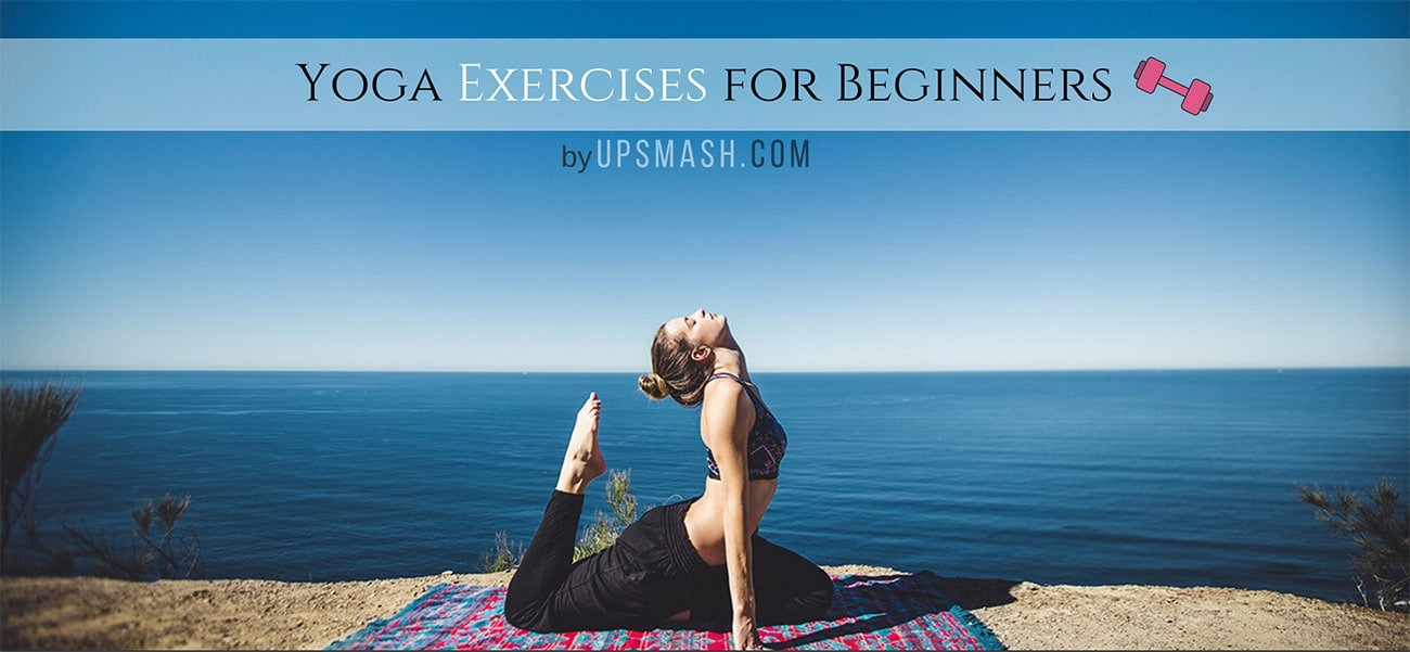 Yoga Exercises for Beginners to Help You Get Started